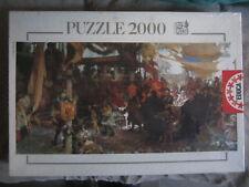 PUZZLE 2000 EDUCA CORTEJO DEL BAUTIZO DEL PRINCIPE JUAN DE SEVILLA DE PADILLA