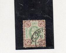 Gran Bretaña Monarquias Valor del año 1887-900 (CU-385)