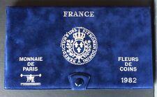 FRANCE - Superbe  Coffret FDC 1982
