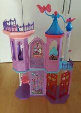 Mattel Barbie Kristallpalast Haus Palast OVP pink lila 96cm Schloß Y6383