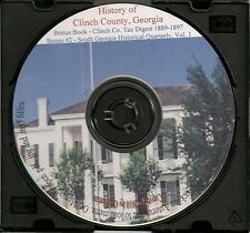 Clinch County, Georgia History + Bonus