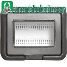 Coperchio IP55 per scatola 503E LivingLight - colore antracite BTICINO 24603L