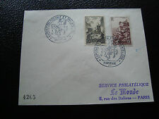 FRANCE - enveloppe 13/1/1951 (cy50) french