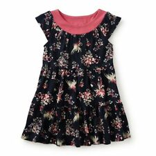 New W/Tags Tea Collection Vatican Gardens Twirl Dress Size 4