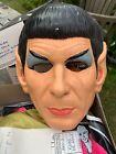 1979 Star Trek Original Spock Captian Kirk Halloween costume production sample