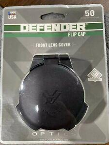 Vortex Optics Defender Flip Caps Fit Size 0 - 50 (55.0 - 59.0mm)