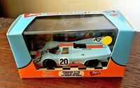 PORSCHE 917 LE MANS STEVE MCQUEEN LIMITED EDITION 1/43 SCALE n/ BBR AMR BOSICA