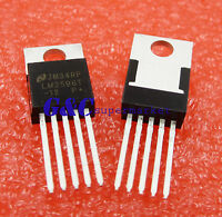 10PCS IC LM2596T-12 LM2596 NSC TO-220 Voltage Regulator 3A 12V T61