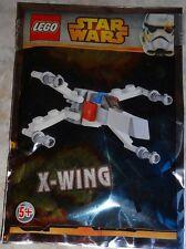 LEGO STAR WARS X-Wing aus Magazin 1/15 in Polybag, OVP., limitiert