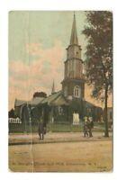 St. George's Church Schenectady New York Vintage Postcard LS6