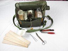 1950s Swedish Sweden Military Medical Medic Kit w/ Erik Frost Mora Knife RARE