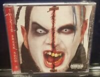 Twiztid - Freek Show CD SEALED 2nd Press insane clown posse blaze ya dead homie