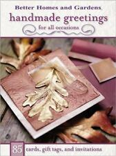 Handmade Greetings for All Occasions: 85 Cards, Gift Tags, and Invitations