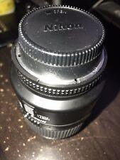 Nikon Micro NIKKOR 105mm f/2.8 D Lens