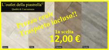 GRES PORCELLANATO EFFETTO LEGNO 15x60 1a SCELTA SPEDIZIONE ITALIA GRATIS