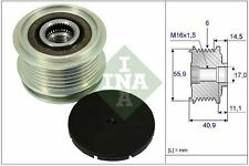 AUDI  Over-Running Alternator Pulley  INA  535001210, AUDI 022 903 119