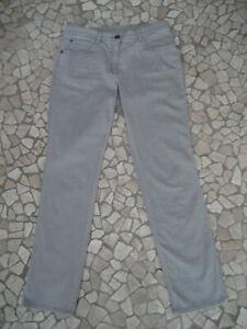 Neuwertige Brax Mary Jeans Hose Stretch Gr. 38K grau