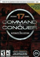 Command & Conquer: The Ultimate Collection (PC, 2012)