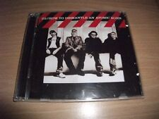U2// How to Dismantle an Atomic Bomb (CD+DVD, 2004)..Used VG..