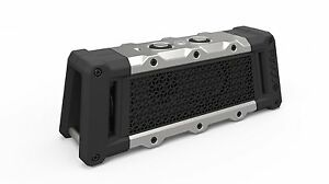 FUGOO Tough - Rugged Waterproof Bluetooth speaker - Up to 40 hours Battery Life