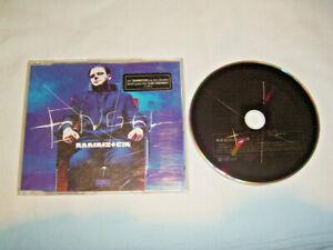 Maxi CD - Rammstein Engel - org.Sticker # RZ