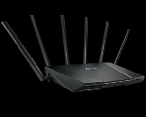 ASUS RT-AC3200 Tri-Band Wireless Gigabit Router Dual 5GHz + 2.4GHz 4-Port