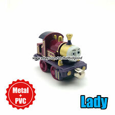 Thomas and His Friends Lady Train Magnet Diecast Model Loose Kids Gift Toy Cars