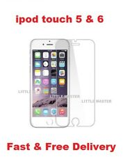 IPOD TOUCH 5TH 6TH 5 - 6 GEN GENERATION GENUINE TEMPERED GLASS SCREEN PROTECTOR