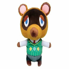 Animal Crossing New Leaf Sanei Plush 16-Inch Doll - Tom Nook / Tanukichi