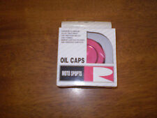 Oil Filler Cap Cover Aluminum Red CNC Fit TOYOTA
