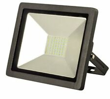 30W LED Floodlight Outdoor Garden Driveway Security Lamp IP65 Light Fitting 865