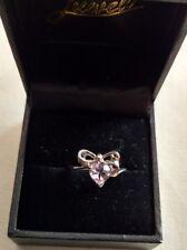Ring Juwelo  Gr. 17 Lavendel- Amethyst-Silberring NEU 💝