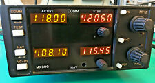 TKM Avionics MX300 Nav/Comm, Cessna ARC Replacement.