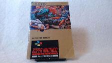 Capcom Nintendo SNES PAL Video Games