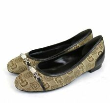 c21dc82fcb70e6 Gucci Canvas Ballet Flats for Women