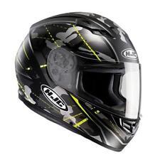 HJC CS-15 Songtan Green Motorcycle Motorbike Full Face  Helmet