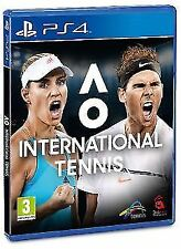 Sony PlayStation 4 Tennis PAL Video Games