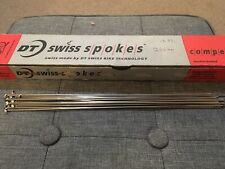 DT Swiss Competition Silver Spokes - 265/18 off.