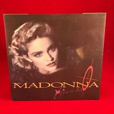"MADONNA Live To Tell 1986 UK 7"" vinyl single EXCELLENT CONDITION 45 original F"