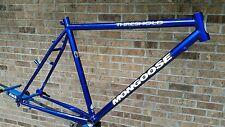 "90's Mongoose Threshold New Old Stock Tange Cr-Mo Main Frame 18"" Retro Mtn 7a"
