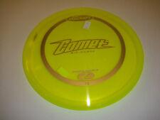 Disc Golf Discraft Elite Z Comet Midrange Straight 177+ Yellow w Silver Misprint