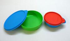 TUPPERWARE Petit Baby Teller Breiteller + Füttertasse, Mikrowellen geeignet