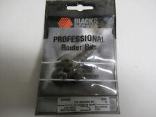 """1//4"""" Shank 1//4"""" Black And Decker Dovetail Bit High Speed Steel U59078"""
