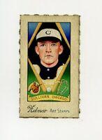RARE HELMAR Baseball Card: #456 BILLY SULLIVAN Chicago White Sox SCARCE