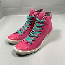 Converse Women's Chuck Taylor Hi Ness High Top Wedge Rose Pink Sneaker Size 6