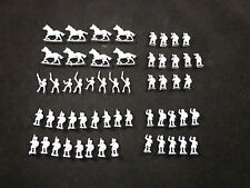 15mm Ancients Biblical Period Army - Egyptian / Nubian / Etc (8 Mounted 40 Foot)