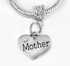 gift charm only mom mum mommy Mother charm mother jewelry best quality jewelry