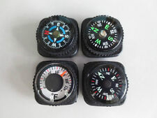 3 COMPASS + 1 THERMOMETER  WITH HOLD FOR 20MM WATCH BAND -487