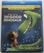 The Good Dinosaur (3D, Bluray, DVD, 2016 Collector's Edition, Disney, Pixar) Cad
