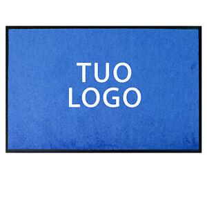 Tappeto asciugapassi personalizzato con logo,PROFESSIONALE, su misura, 72 colori